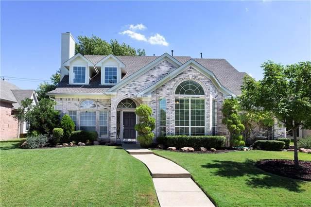 5606 Luna Drive, Rowlett, TX 75088 (MLS #14167644) :: Vibrant Real Estate