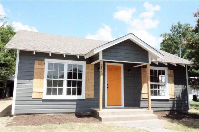 2123 W Bond Street, Denison, TX 75020 (MLS #14167647) :: Hargrove Realty Group