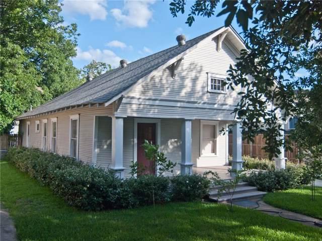 5818 Worth Street, Dallas, TX 75214 (MLS #14167650) :: Real Estate By Design