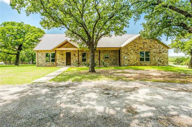 984a Cemetery Road, Decatur, TX 76234 (MLS #14167652) :: Trinity Premier Properties