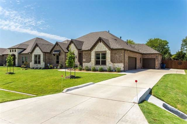 1912 Berkley Drive, Wylie, TX 75098 (MLS #14167672) :: The Real Estate Station