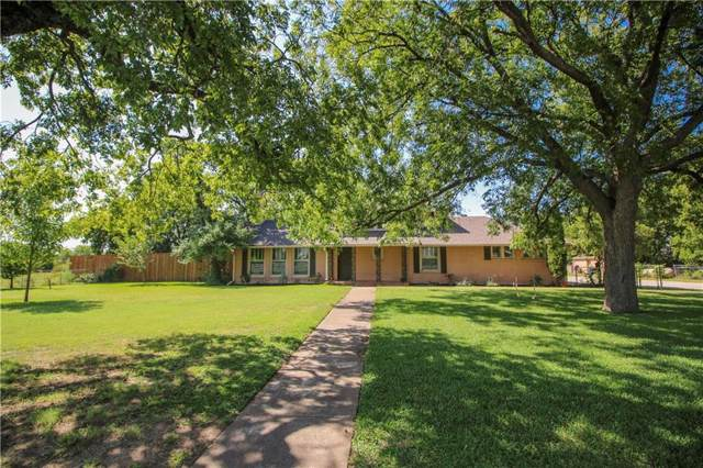 2701 Blue Mound Road W, Fort Worth, TX 76179 (MLS #14167676) :: The Real Estate Station