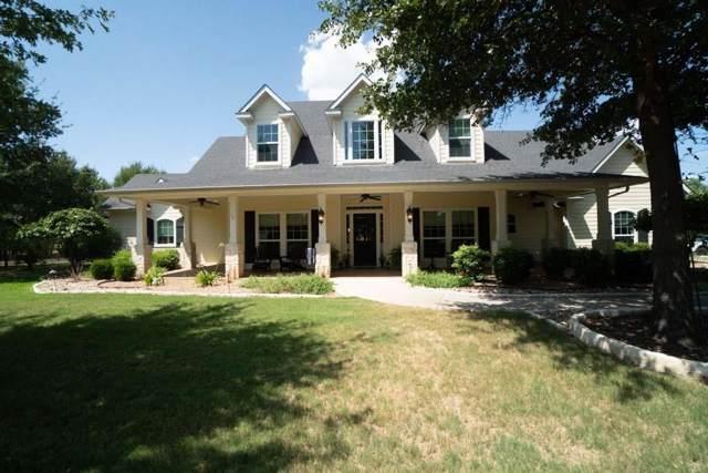 374 Sugartree Circle, Lipan, TX 76462 (MLS #14167683) :: The Paula Jones Team | RE/MAX of Abilene