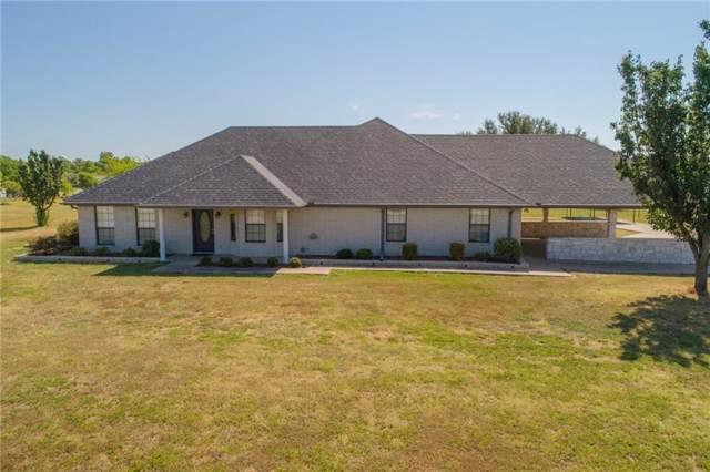 1405 W Kaufman Avenue, Cooper, TX 75432 (MLS #14167686) :: Team Hodnett