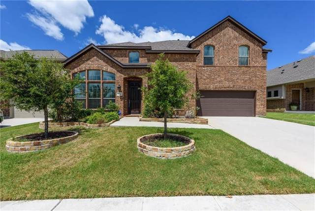 9316 Benbrook Lane, Denton, TX 76226 (MLS #14167723) :: Team Tiller