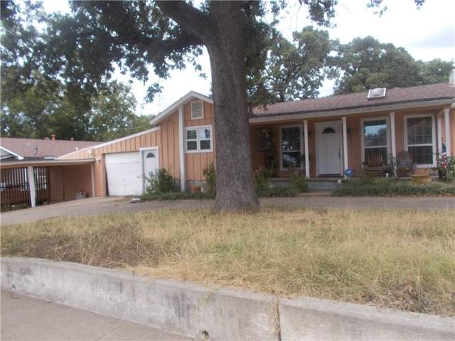 1300 Rustic Drive, Irving, TX 75060 (MLS #14167745) :: The Real Estate Station