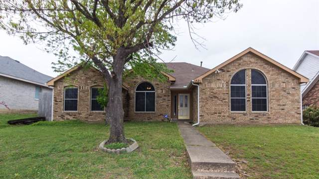 1521 Doris Drive, Mesquite, TX 75149 (MLS #14167746) :: RE/MAX Landmark