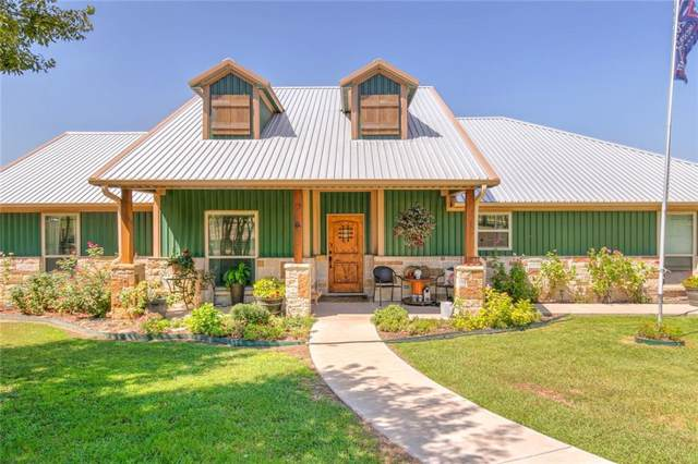 1055 Lookout Point, Stephenville, TX 76401 (MLS #14167751) :: Tenesha Lusk Realty Group
