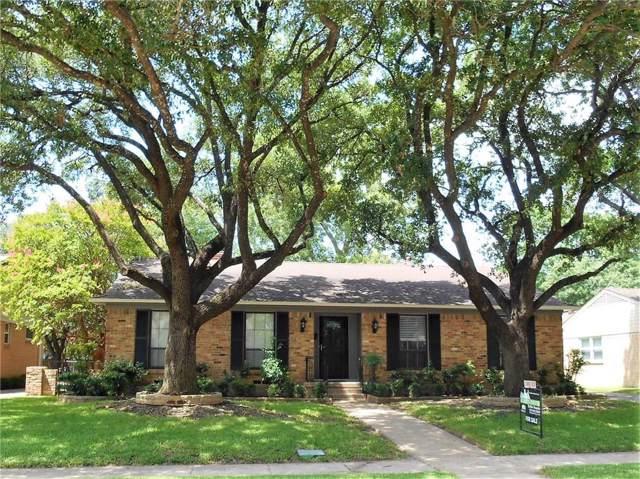 612 Parkview Lane, Richardson, TX 75080 (MLS #14167755) :: Tenesha Lusk Realty Group
