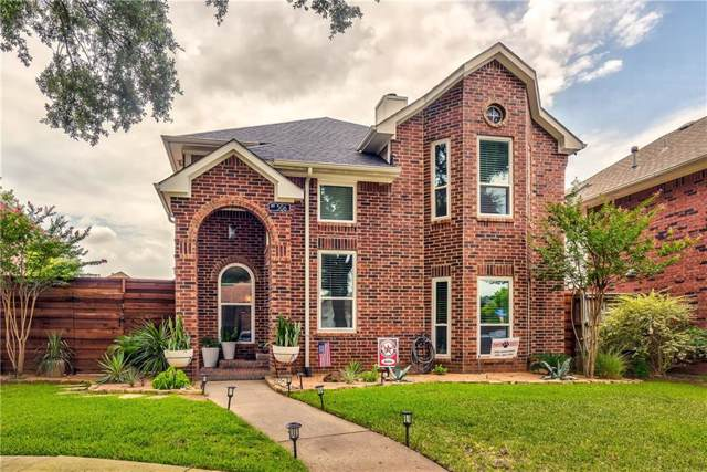 506 Leisure Court, Coppell, TX 75019 (MLS #14167757) :: Lynn Wilson with Keller Williams DFW/Southlake