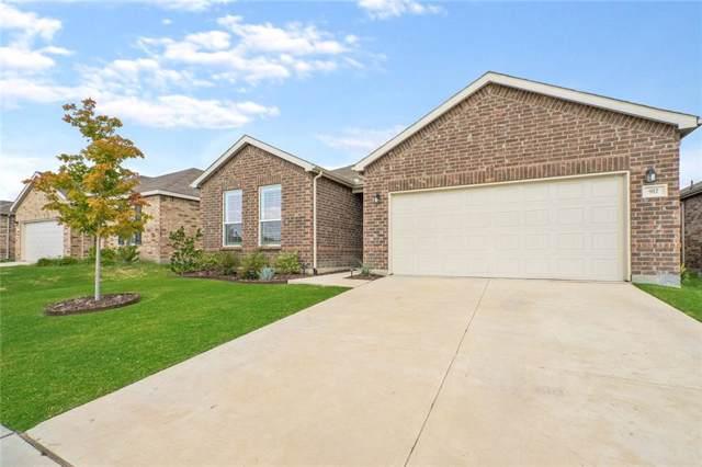 917 Jonius Creek Drive, Little Elm, TX 75068 (MLS #14167776) :: RE/MAX Pinnacle Group REALTORS