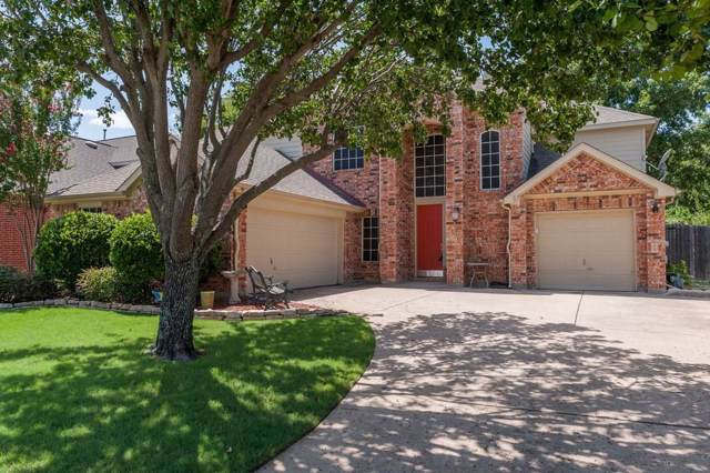 2215 Forest Creek Drive, Mansfield, TX 76063 (MLS #14167789) :: The Tierny Jordan Network