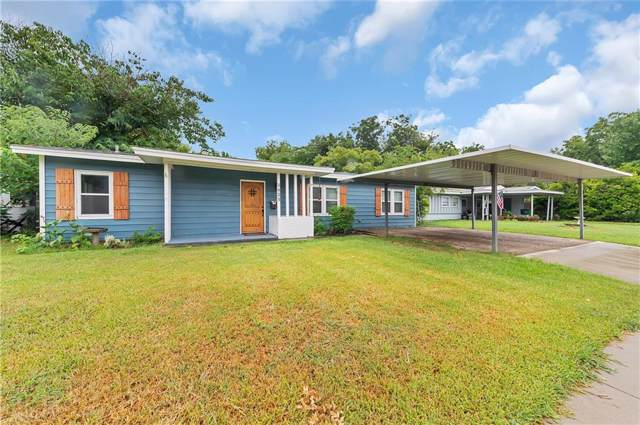 5825 Carb Drive, Westworth Village, TX 76114 (MLS #14167791) :: The Mitchell Group