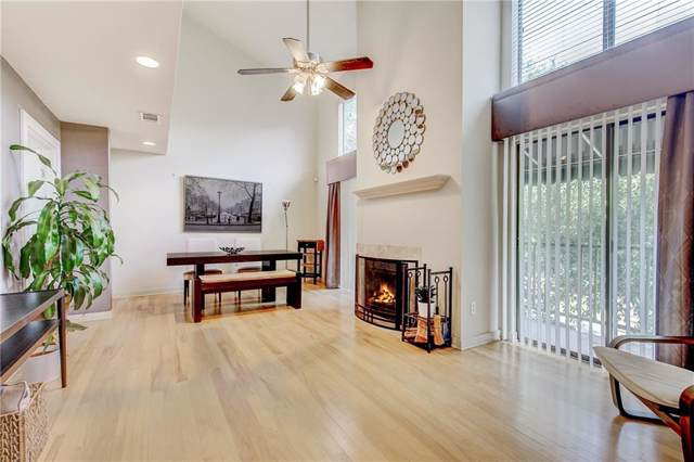 4402 Holland Avenue #202, Dallas, TX 75219 (MLS #14167795) :: RE/MAX Town & Country
