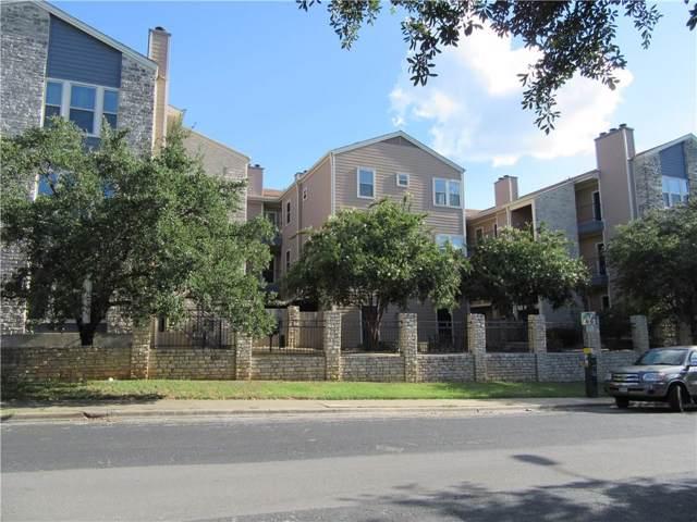 2414 Longview Street #310, Austin, TX 78705 (MLS #14167824) :: RE/MAX Landmark