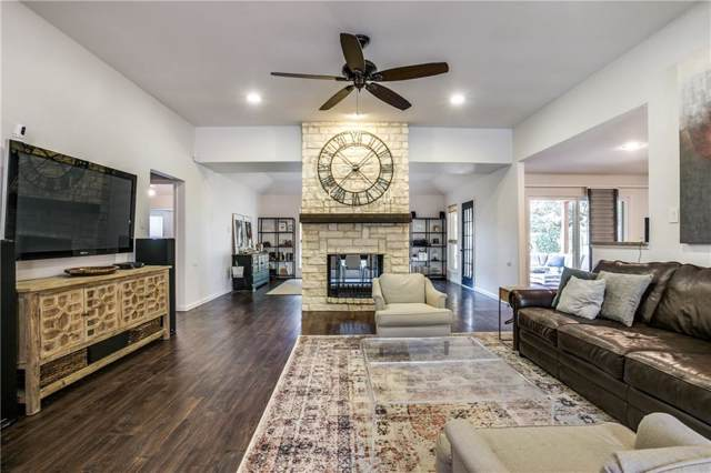 1604 Saxon Drive, Bedford, TX 76021 (MLS #14167836) :: Roberts Real Estate Group