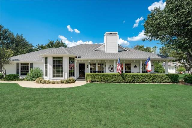 400 Overland Drive, Lowry Crossing, TX 75069 (MLS #14167838) :: Roberts Real Estate Group