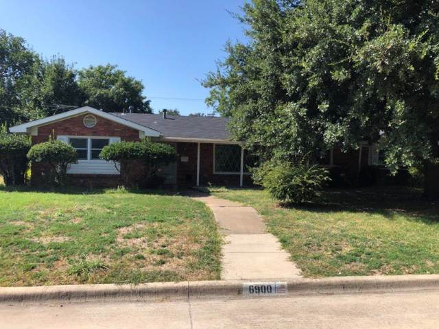 6900 Martha Lane, Fort Worth, TX 76112 (MLS #14167847) :: Vibrant Real Estate