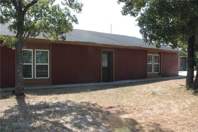 614 Salt Creek Road, Springtown, TX 76082 (MLS #14167851) :: Real Estate By Design