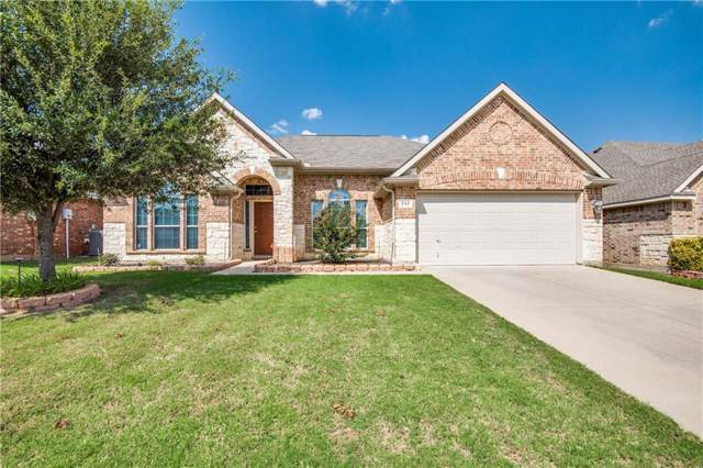242 Cedar Crest Drive, Justin, TX 76247 (MLS #14167853) :: The Real Estate Station