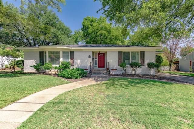 114 W Josephine Street, Weatherford, TX 76086 (MLS #14167859) :: The Paula Jones Team | RE/MAX of Abilene
