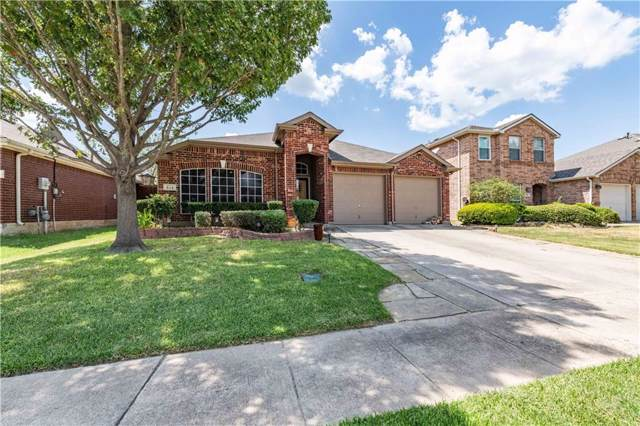 514 Colt Drive, Forney, TX 75126 (MLS #14167863) :: The Heyl Group at Keller Williams