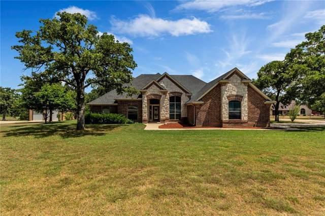 111 Deerfield Road, Paradise, TX 76073 (MLS #14167868) :: Real Estate By Design