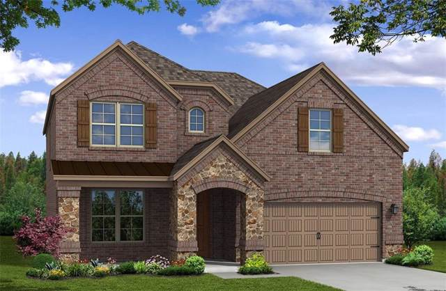 5233 Tuskegee Trail, Mckinney, TX 75070 (MLS #14167875) :: The Real Estate Station