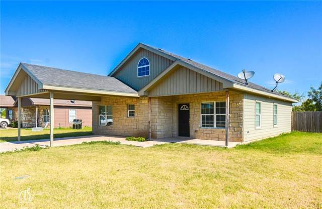 1806 S 5th, Merkel, TX 79536 (MLS #14167878) :: The Tierny Jordan Network