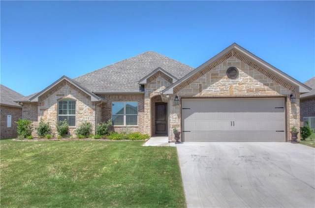 2110 Clive Drive, Granbury, TX 76048 (MLS #14167889) :: Kimberly Davis & Associates