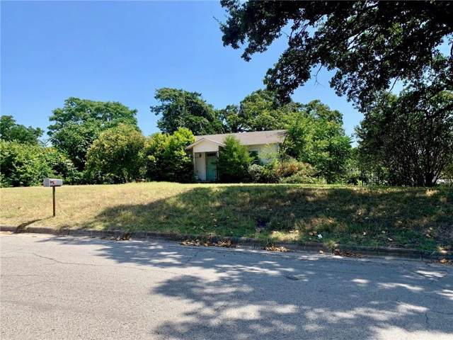 930 Springer Avenue, Fort Worth, TX 76114 (MLS #14167895) :: All Cities Realty
