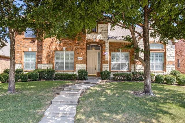 14626 Alstone Drive, Frisco, TX 75035 (MLS #14167911) :: The Real Estate Station