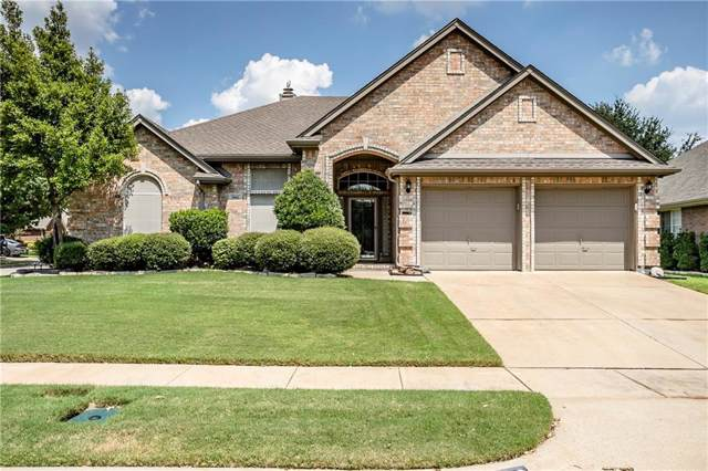 7062 Los Padres Trail, Fort Worth, TX 76137 (MLS #14167927) :: Real Estate By Design