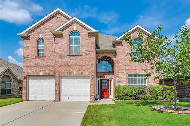 10325 Jaybird Drive, Fort Worth, TX 76244 (MLS #14167930) :: The Real Estate Station