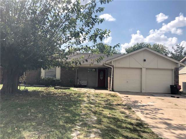 6936 Windward Way, Forest Hill, TX 76140 (MLS #14167934) :: Hargrove Realty Group