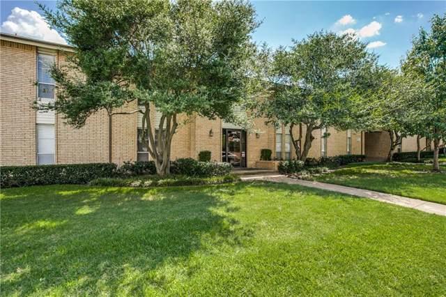5816 Milton Street #207, Dallas, TX 75206 (MLS #14167944) :: Team Tiller