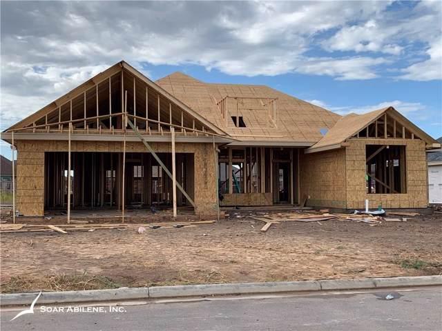 333 Blue Lake Drive, Abilene, TX 79602 (MLS #14167946) :: The Tierny Jordan Network