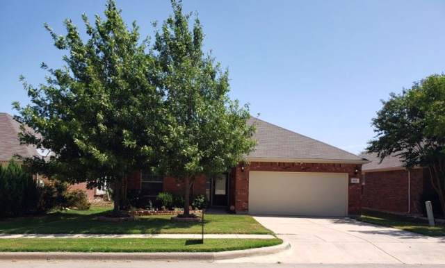 513 Drift Street, Crowley, TX 76036 (MLS #14167965) :: The Tierny Jordan Network
