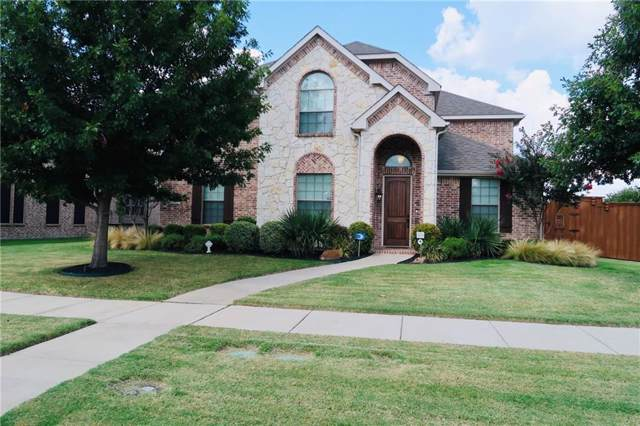 12059 Bryant Drive, Frisco, TX 75033 (MLS #14167968) :: Tenesha Lusk Realty Group