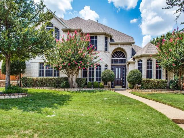 6616 Armstrong Court, Colleyville, TX 76034 (MLS #14167973) :: Lynn Wilson with Keller Williams DFW/Southlake