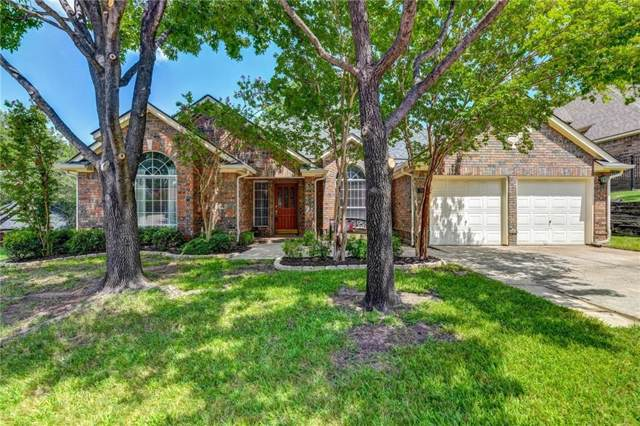 709 Meadow Bend Court, Highland Village, TX 75077 (MLS #14167986) :: Team Tiller