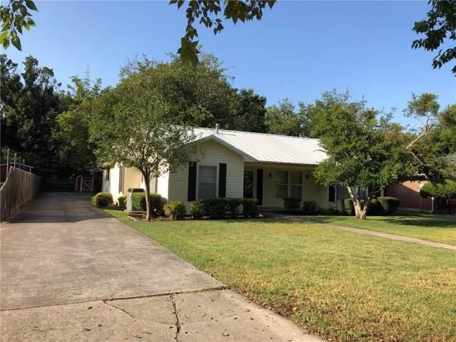 210 E Tennie Street, Gainesville, TX 76240 (MLS #14167992) :: Roberts Real Estate Group