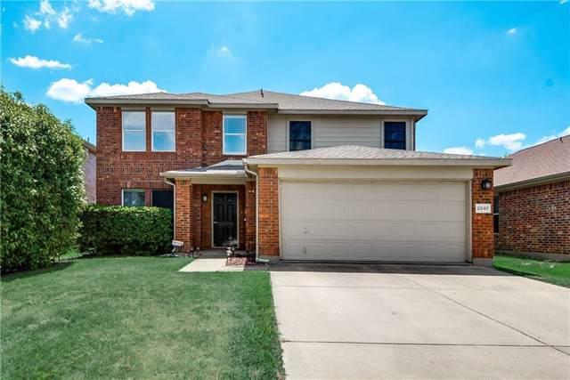 2047 La Salle Trail, Grand Prairie, TX 75052 (MLS #14168005) :: Ann Carr Real Estate