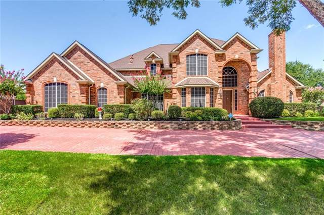 2212 Waterford Drive, Flower Mound, TX 75028 (MLS #14168010) :: Team Tiller