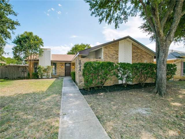 1014 Cherrywood Lane, Carrollton, TX 75006 (MLS #14168027) :: Kimberly Davis & Associates