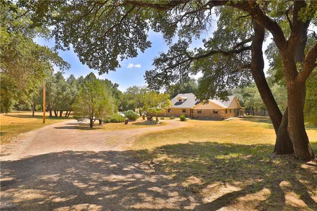 111 County Road 323, Tuscola, TX 79562 (MLS #14168031) :: The Tierny Jordan Network