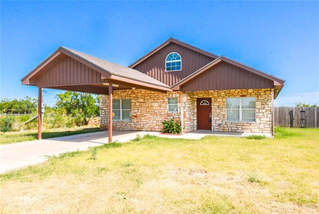 1808 S 5th, Merkel, TX 79536 (MLS #14168036) :: The Real Estate Station