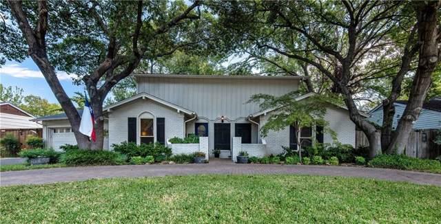 603 Shadywood Lane, Richardson, TX 75080 (MLS #14168069) :: The Mitchell Group