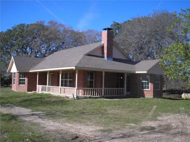 14221 County Road 3170A, Kerens, TX 75144 (MLS #14168072) :: Team Hodnett