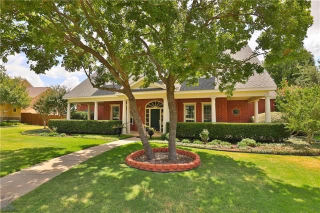 1209 S Saddle Lakes Drive, Abilene, TX 79602 (MLS #14168108) :: Lynn Wilson with Keller Williams DFW/Southlake